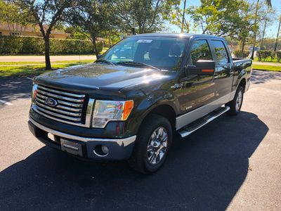 "2012 Ford F-150 2WD SuperCrew 145"" XLT Truck"