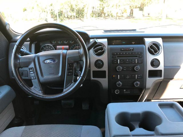 "2012 Ford F-150 2WD SuperCrew 145"" XLT - Click to see full-size photo viewer"