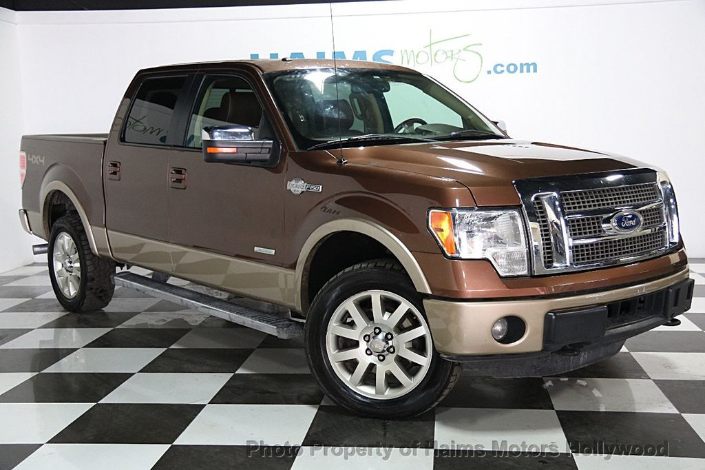 2012 used ford f 150 4wd supercab 145 fx4 at haims motors serving fort lauderdale hollywood. Black Bedroom Furniture Sets. Home Design Ideas