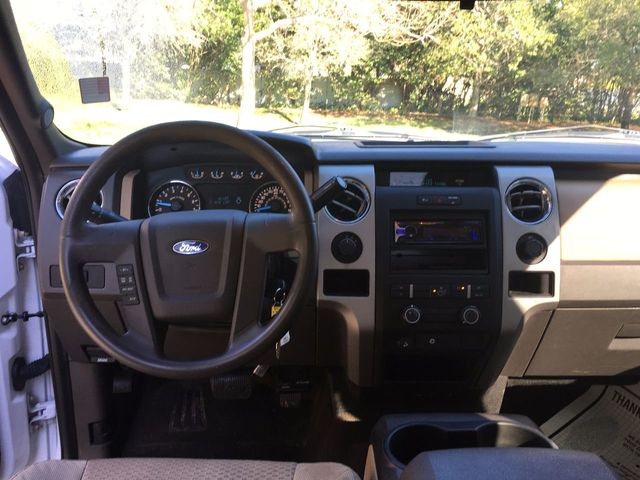 "2012 Ford F-150 4WD SuperCab 145"" XLT - Click to see full-size photo viewer"
