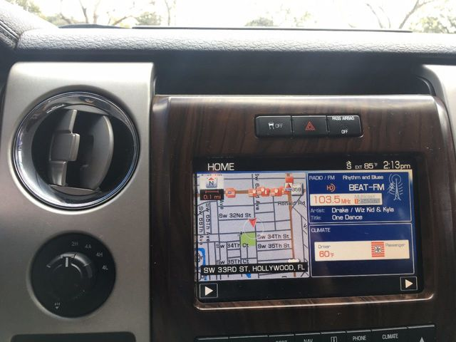 "2012 Ford F-150 4WD SuperCrew 145"" FX4 - Click to see full-size photo viewer"