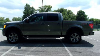 "2012 Ford F-150 4WD SuperCrew 145"" FX4 Truck"
