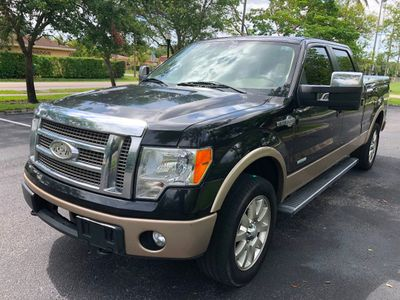 """2012 Ford F-150 4WD SuperCrew 145"""" King Ranch Truck"""