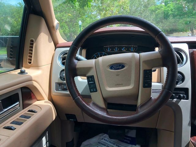 "2012 Ford F-150 4WD SuperCrew 145"" King Ranch - Click to see full-size photo viewer"