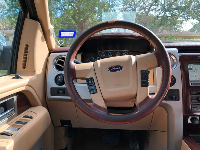 """2012 Ford F-150 4WD SuperCrew 145"""" King Ranch - Click to see full-size photo viewer"""