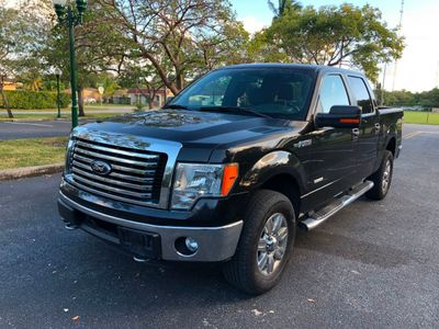 "2012 Ford F-150 4WD SuperCrew 145"" Lariat Truck"