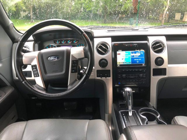 """2012 Ford F-150 4WD SuperCrew 145"""" Platinum - Click to see full-size photo viewer"""