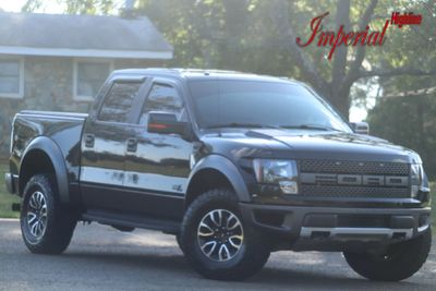 "2012 Ford F-150 4WD SuperCrew 145"" SVT Raptor - Click to see full-size photo viewer"