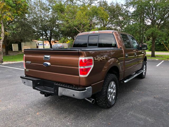 "2012 Ford F-150 4WD SuperCrew 145"" XLT - Click to see full-size photo viewer"