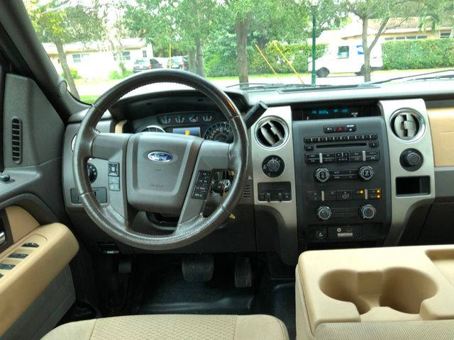 """2012 Ford F-150 4WD SuperCrew 145"""" XLT - Click to see full-size photo viewer"""