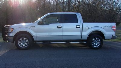 "2012 Ford F-150 4WD SuperCrew 145"" XLT Truck"