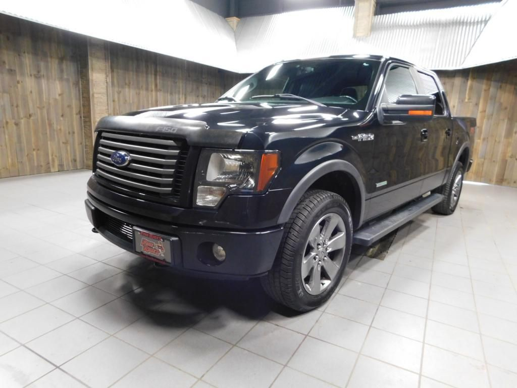 2012 Ford F-150 FX4 - 18189964 - 3