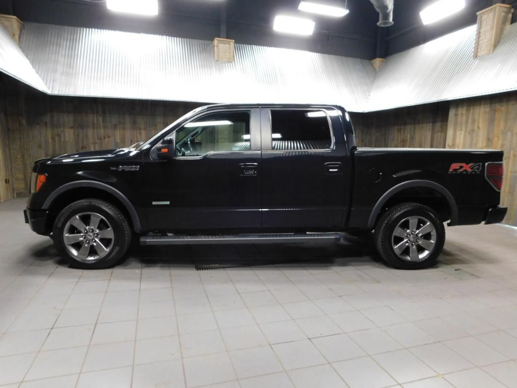 2012 Ford F-150 FX4 - 18189964 - 5
