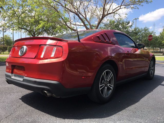 2012 Ford Mustang 2dr Coupe V6 Premium - Click to see full-size photo viewer