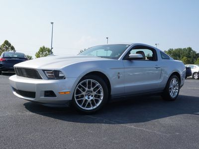 2012 Ford Mustang - 1ZVBP8AM2C5233287