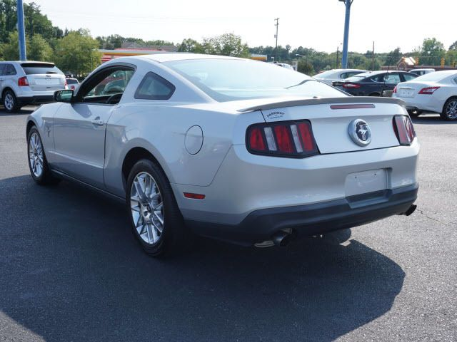 2012 Ford Mustang 2dr Coupe V6 Premium - 14051021 - 2