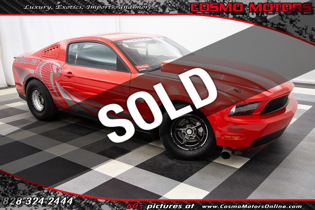 2012 Ford Mustang Cobra Jet - TURBO - 17594698 - 0