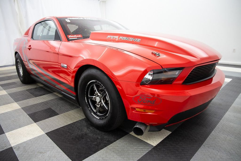 2012 Ford Mustang Cobra Jet - TURBO - 17594698 - 25
