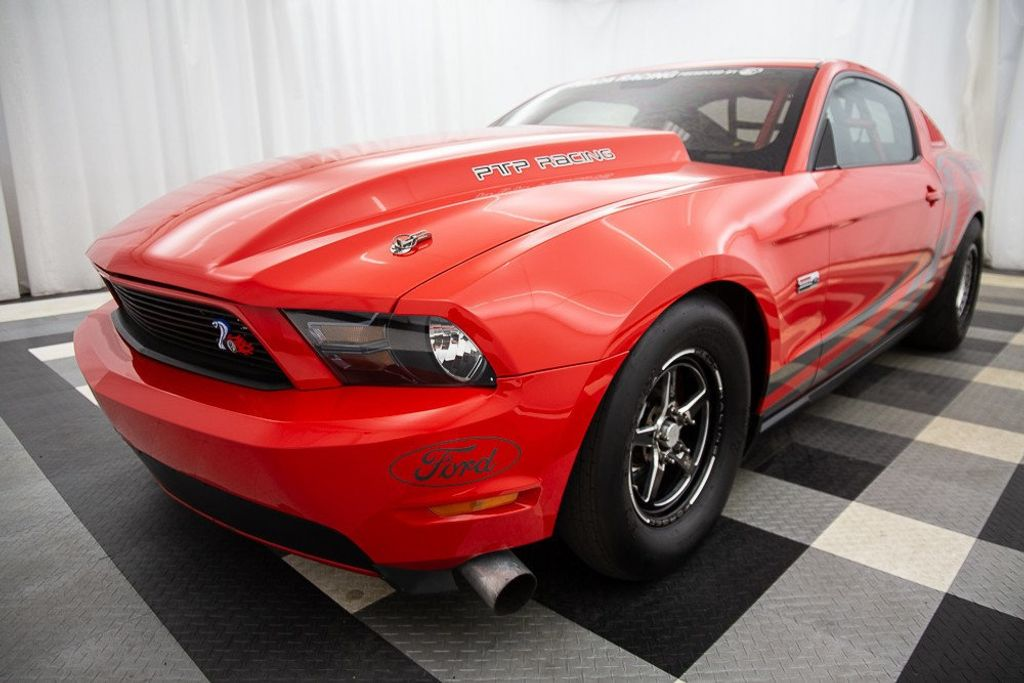 2012 Ford Mustang Cobra Jet - TURBO - 17594698 - 26