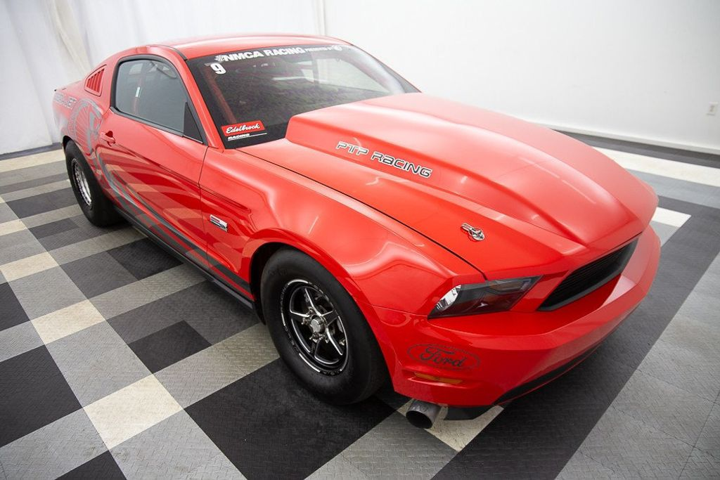 2012 Ford Mustang Cobra Jet - TURBO - 17594698 - 2