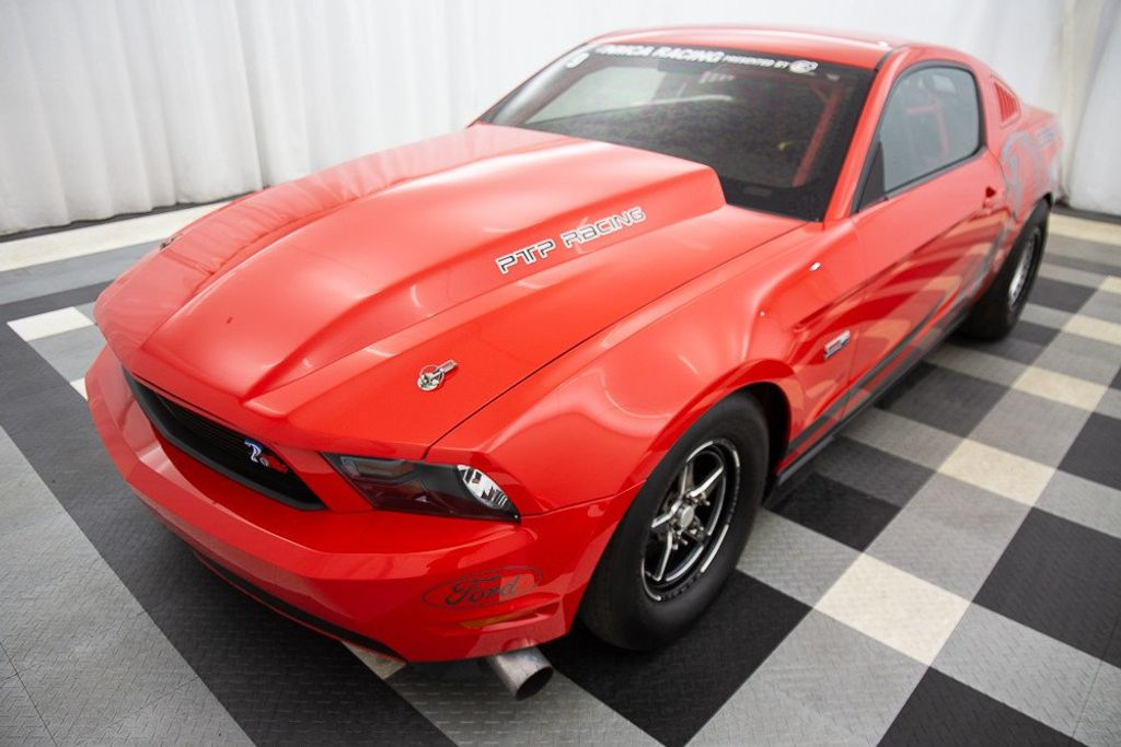 2012 Ford Mustang Cobra Jet - TURBO - 17594698 - 3
