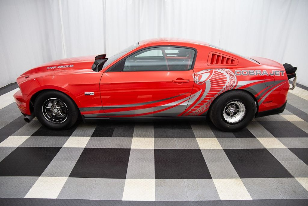 2012 Ford Mustang Cobra Jet - TURBO - 17594698 - 7