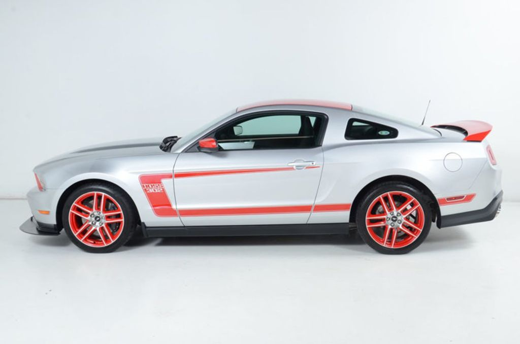2012 Ford Mustang Laguna Seca Edition-One Owner - 16381471 - 2