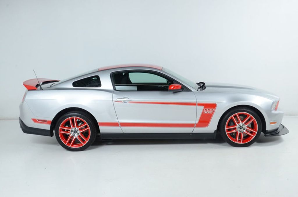 2012 Ford Mustang Laguna Seca Edition-One Owner - 16381471 - 3
