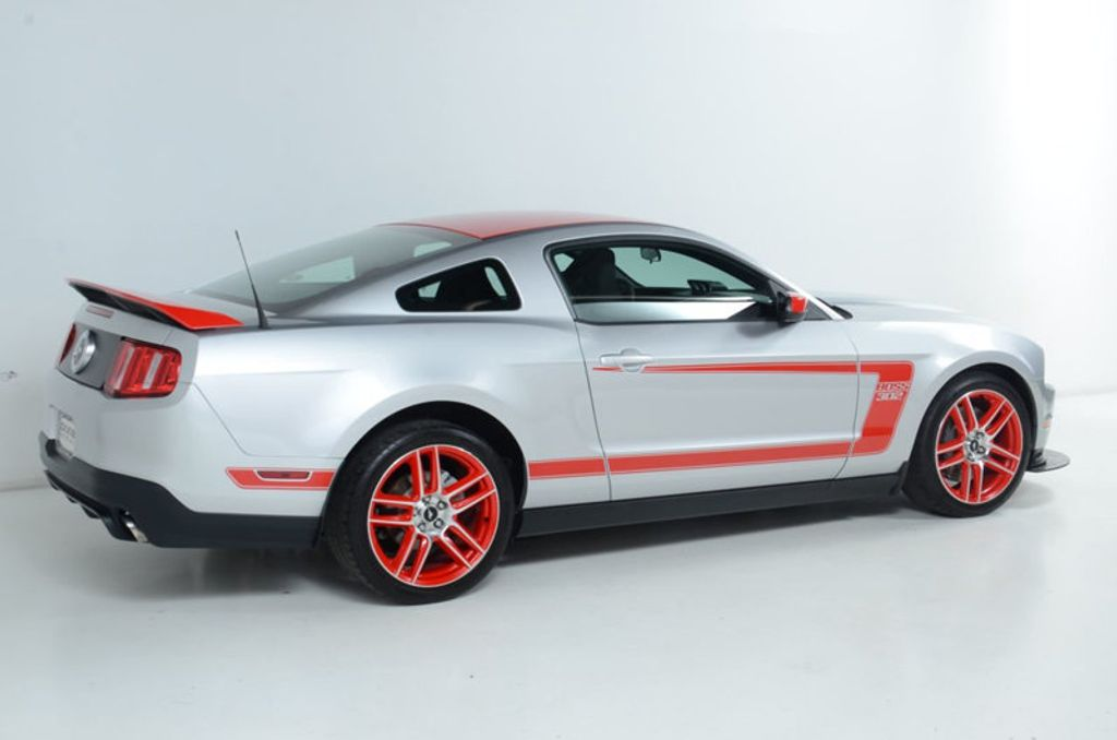 2012 Ford Mustang Laguna Seca Edition-One Owner - 16381471 - 4
