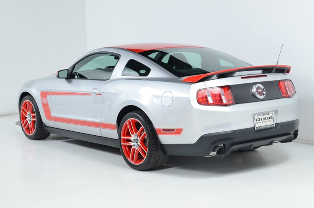 2012 Ford Mustang Laguna Seca Edition-One Owner - 16381471 - 8