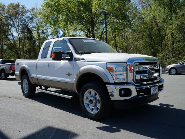 2012 Ford Super Duty F-250 SRW  - 11963961 - 0