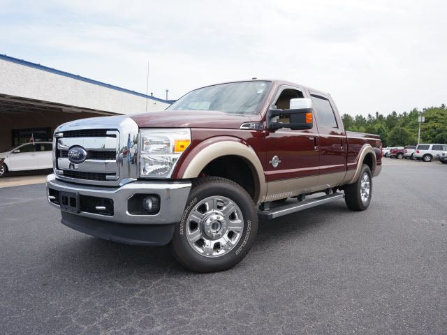 2012 Ford Super Duty F-250 SRW  - 13787351 - 0
