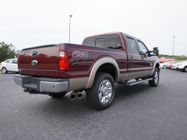 2012 Ford Super Duty F-250 SRW  - 13787351 - 4