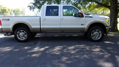 "2012 Ford Super Duty F-250 SRW 4WD Crew Cab 156"" King Ranch - Click to see full-size photo viewer"