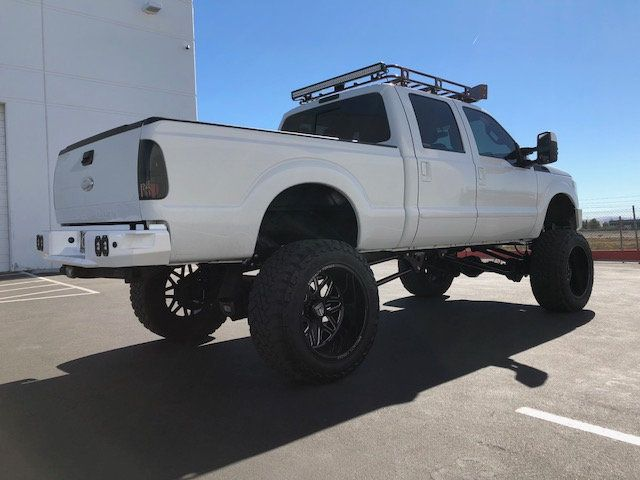 """2012 Ford Super Duty F-250 SRW 4WD Crew Cab 156"""" XLT - Click to see full-size photo viewer"""