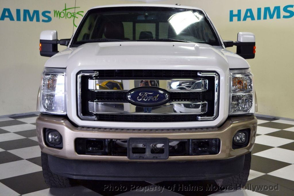 2012 used ford super duty f 250 srw 4wd crew cab 172 king ranch at
