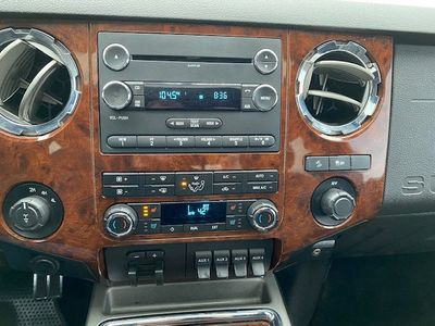 2012 Ford Super Duty F-250 SRW 4WD CREW CAB FTX TUSCANY CONVERSION - Click to see full-size photo viewer