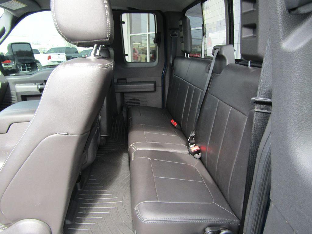 "2012 Ford Super Duty F-250 SRW 4WD SuperCab 142"" Lariat - 17521747 - 9"
