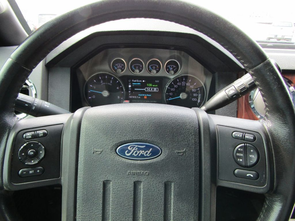 "2012 Ford Super Duty F-250 SRW 4WD SuperCab 142"" Lariat - 17521747 - 11"