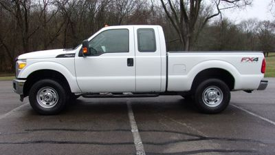 "2012 Ford Super Duty F-250 SRW 4WD SuperCab 142"" XL Truck"