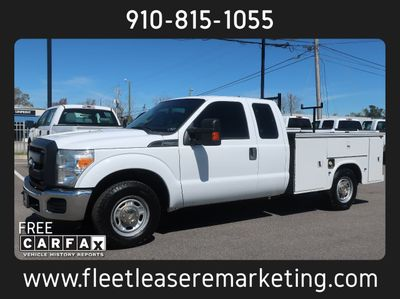 2012 Ford Super Duty F-250 Utility Body