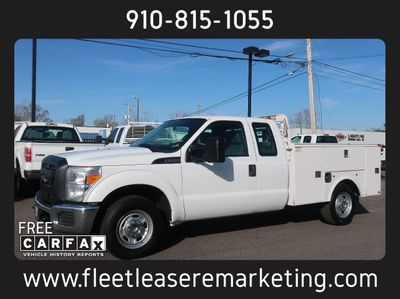 2012 Ford Super Duty F-250 Utility Body with Liftgate