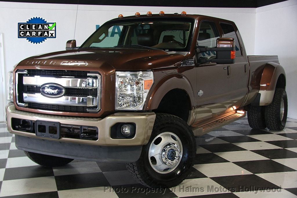 2012 Ford Super Duty F-350 DRW  - 17213942