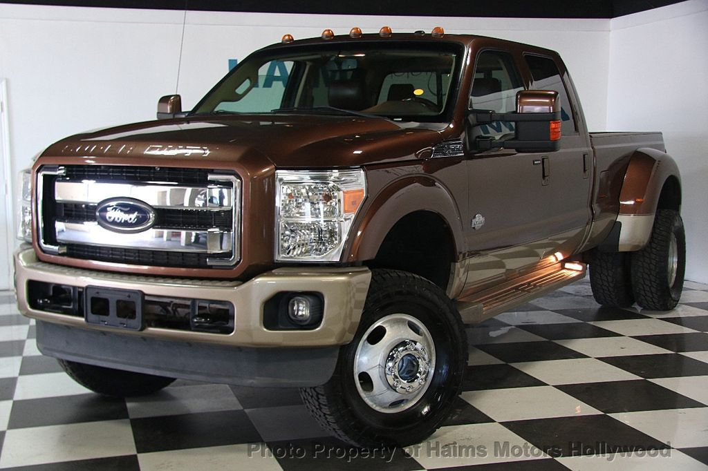 2012 Ford Super Duty F-350 DRW  - 17213942 - 1
