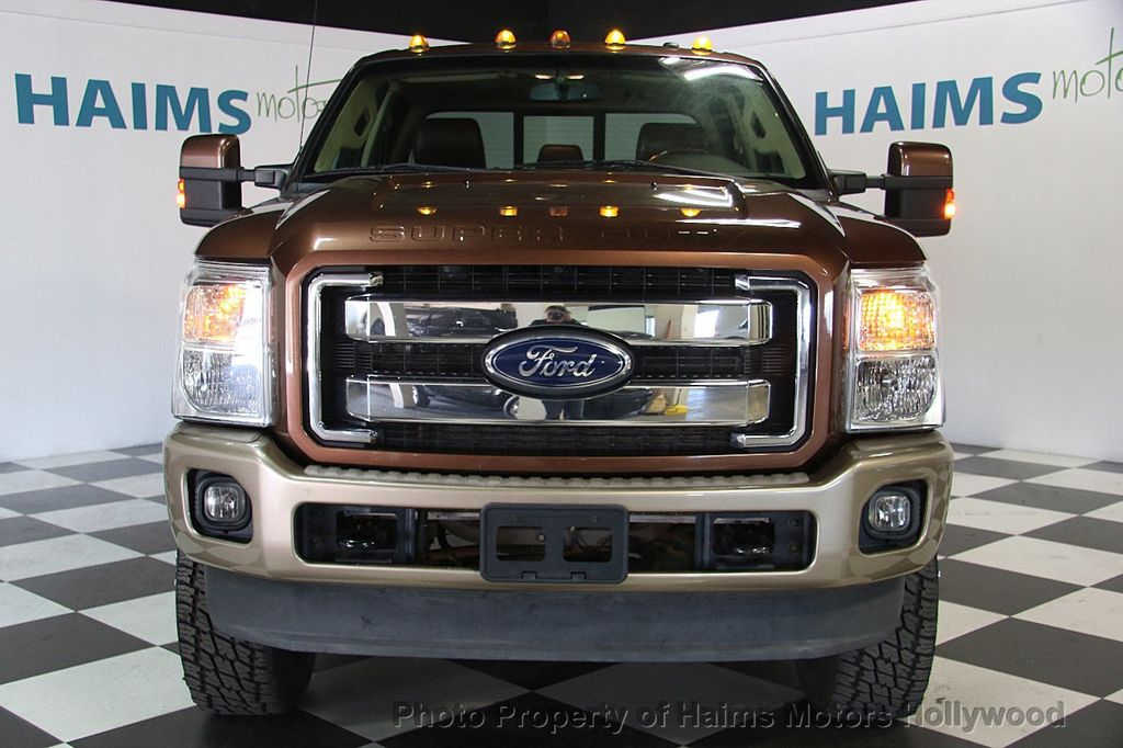 2012 Ford Super Duty F-350 DRW  - 17213942 - 2