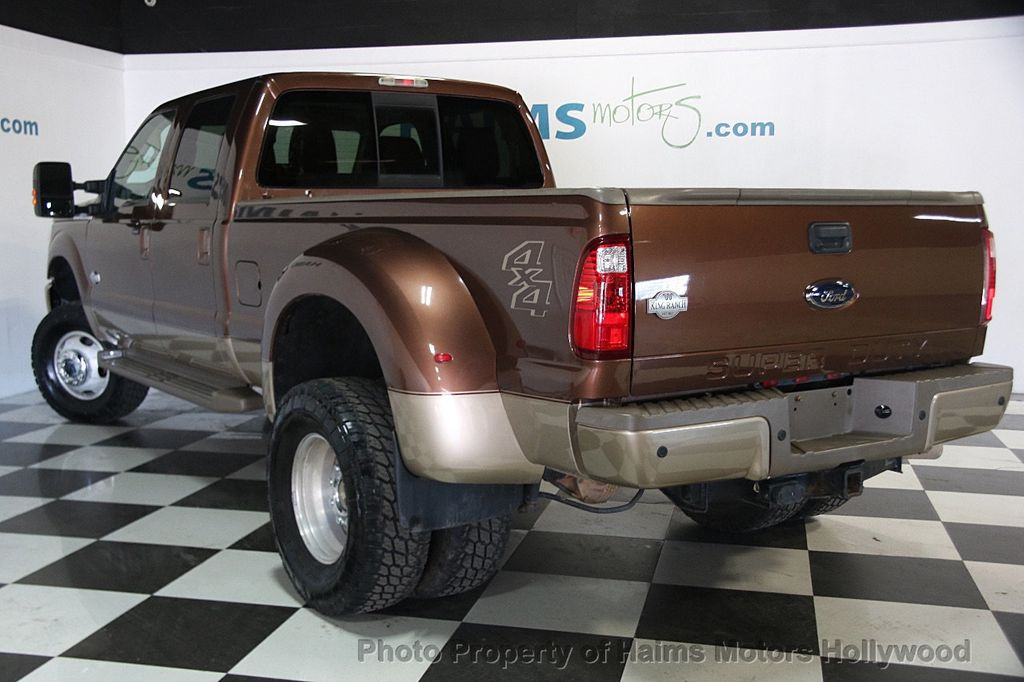 2012 Ford Super Duty F-350 DRW  - 17213942 - 4
