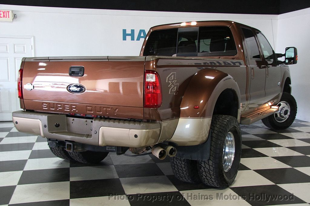 2012 Ford Super Duty F-350 DRW  - 17213942 - 6