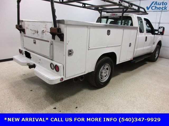 2012 Ford Super Duty F-350 SRW Cab-Chassis F350 SUPERCAB 4X4 * 6.7 POWERSTROKE * OPEN UTILITY - 17391104 - 1