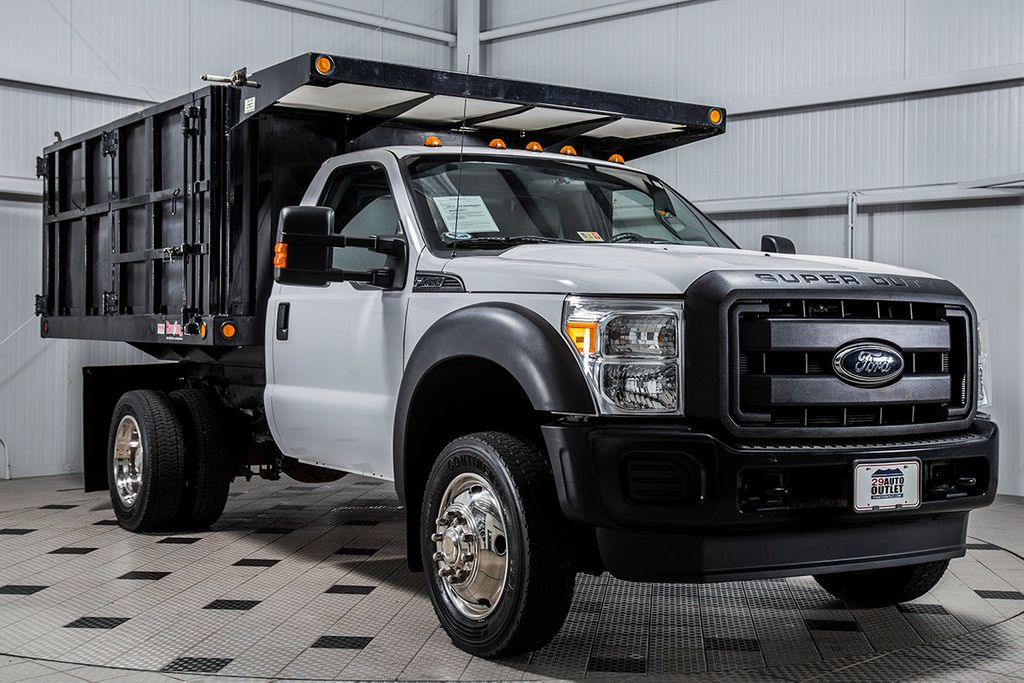 2012 used ford super duty f 450 drw cab chassis f 450 reg cab 4x4 landscape dump at country. Black Bedroom Furniture Sets. Home Design Ideas