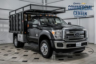 2012 Ford Super Duty F-450 DRW Cab-Chassis